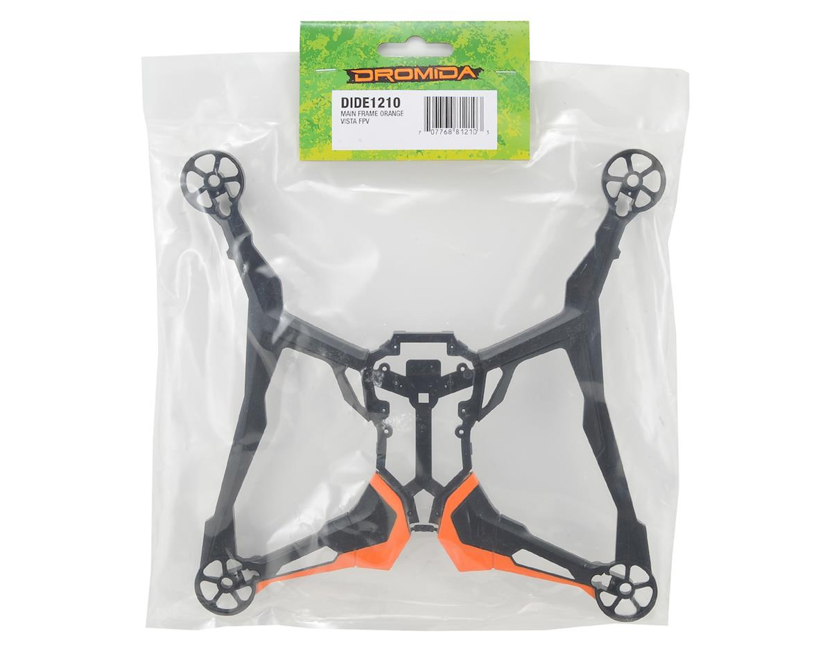 Dromida Vista FPV Main Frame (Orange)