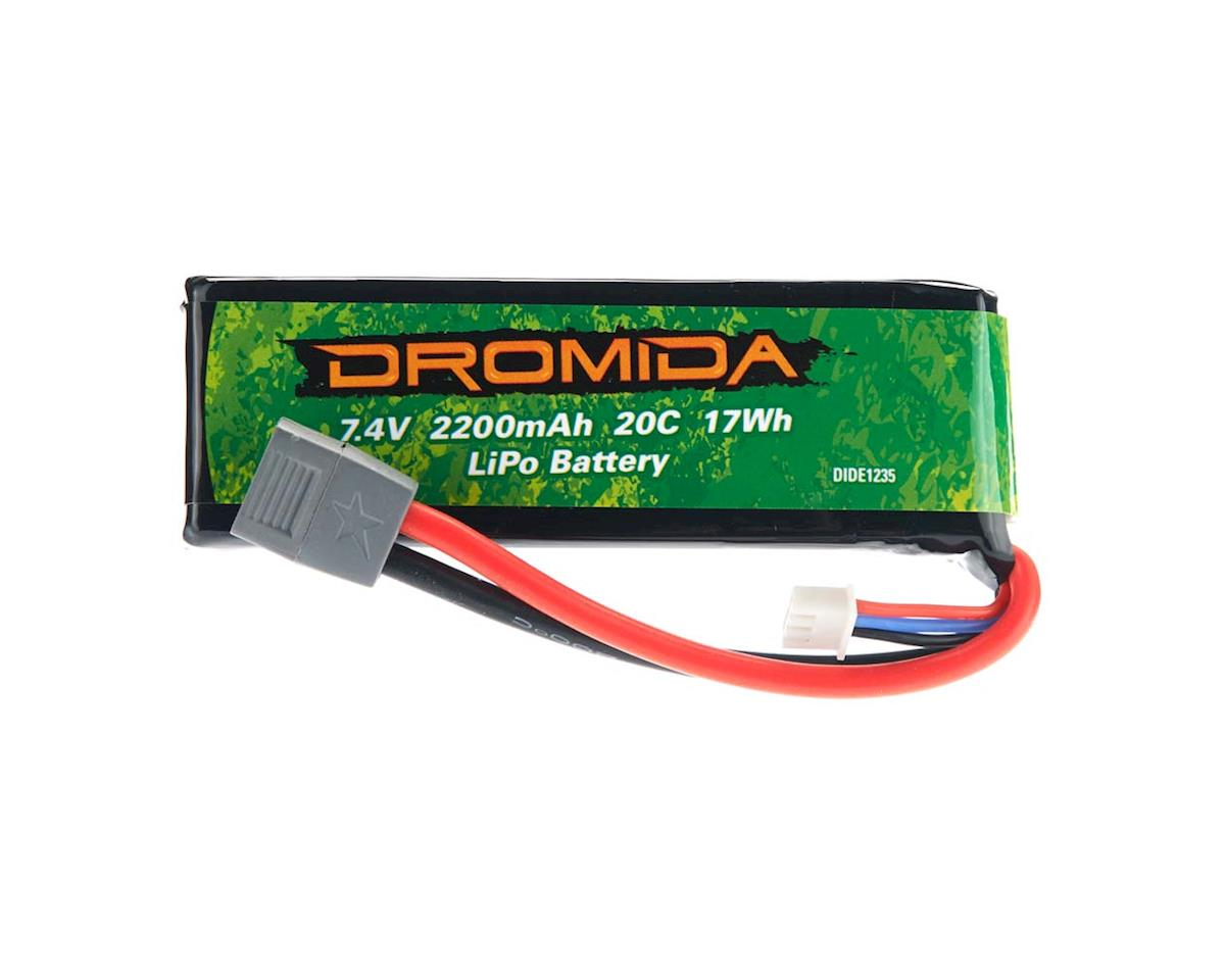 Dromida Lipo 2S 7.4V 2200Mah Xl 370