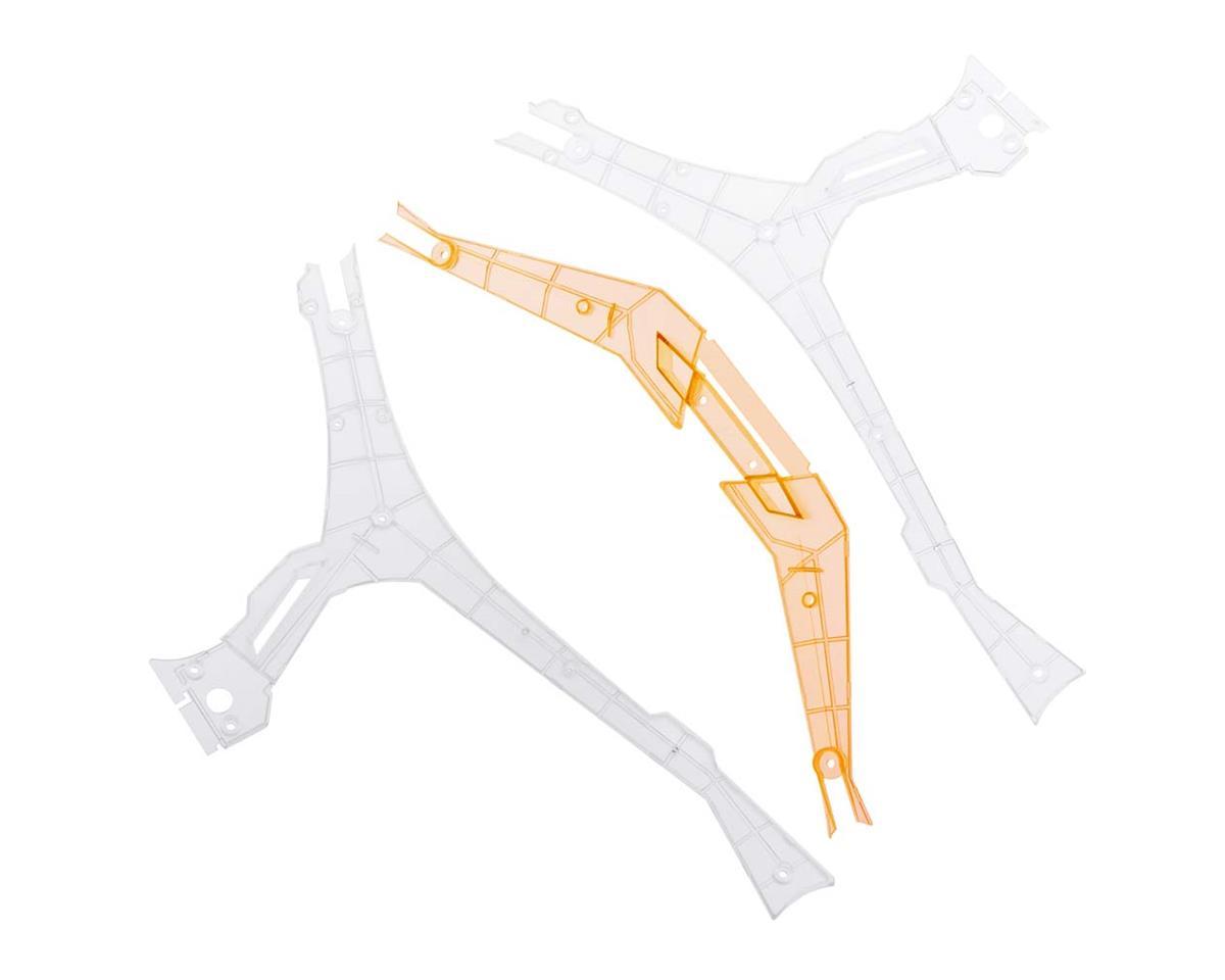 Dromida XL 370 LED Arm Covers Orange
