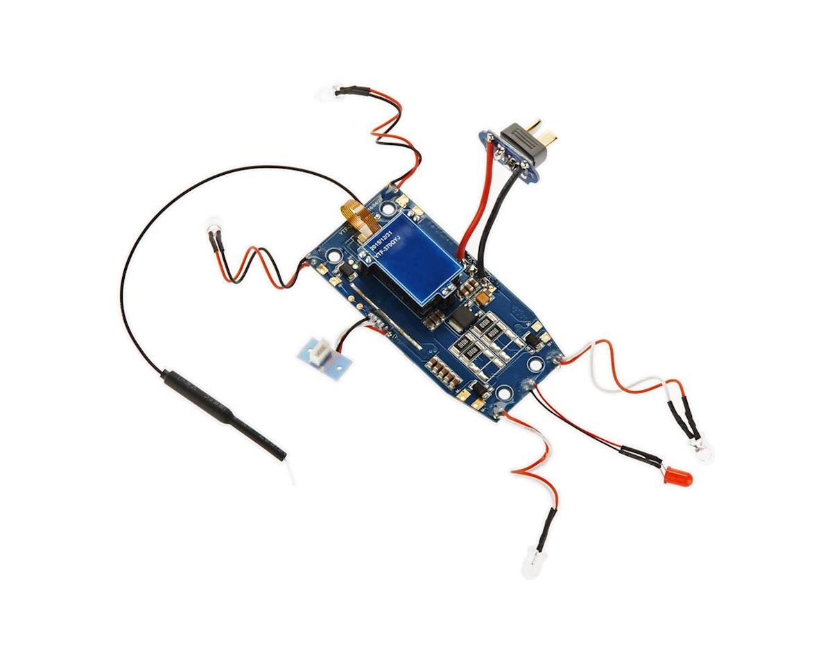 Dromida XL 370 E-Board w/Barometer Blue