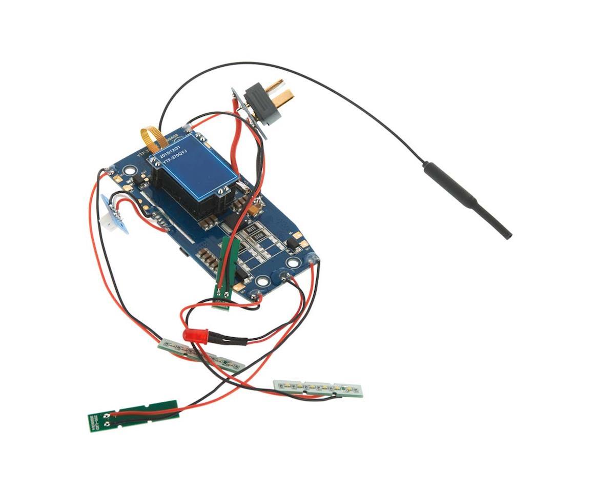 Dromida E-Board w/Barometer LED Blue XL 370 V2