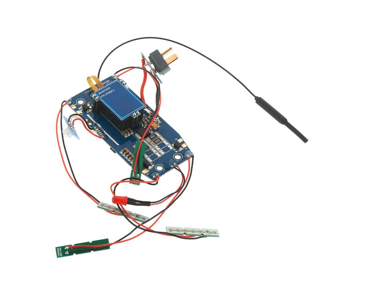 Dromida XL 370 E-Board w/Barometer LED Red 70 V2