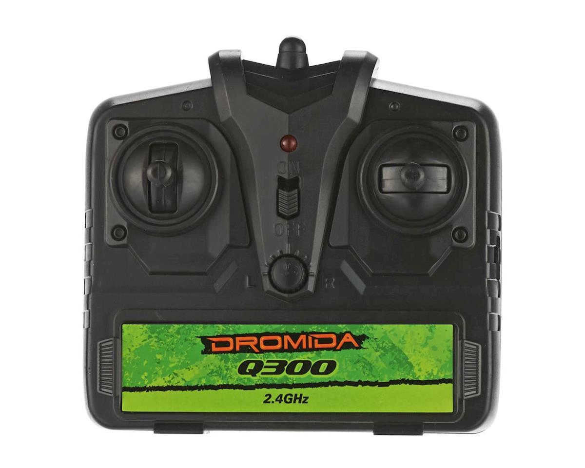 Dromida 3-Channel 2.4GHz Transmitter Twin Explorer EP Glider