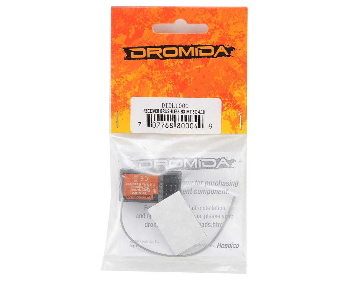 Dromida RX18 2.4GHz 3-Channel Waterproof Receiver