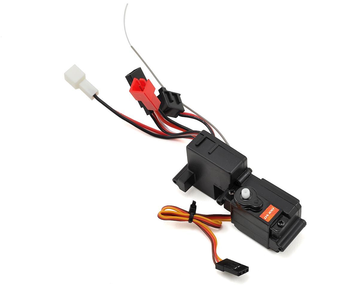 Dromida RE183 2-in-1 Brushed ESC/3-Channel Receiver Unit w/Servo