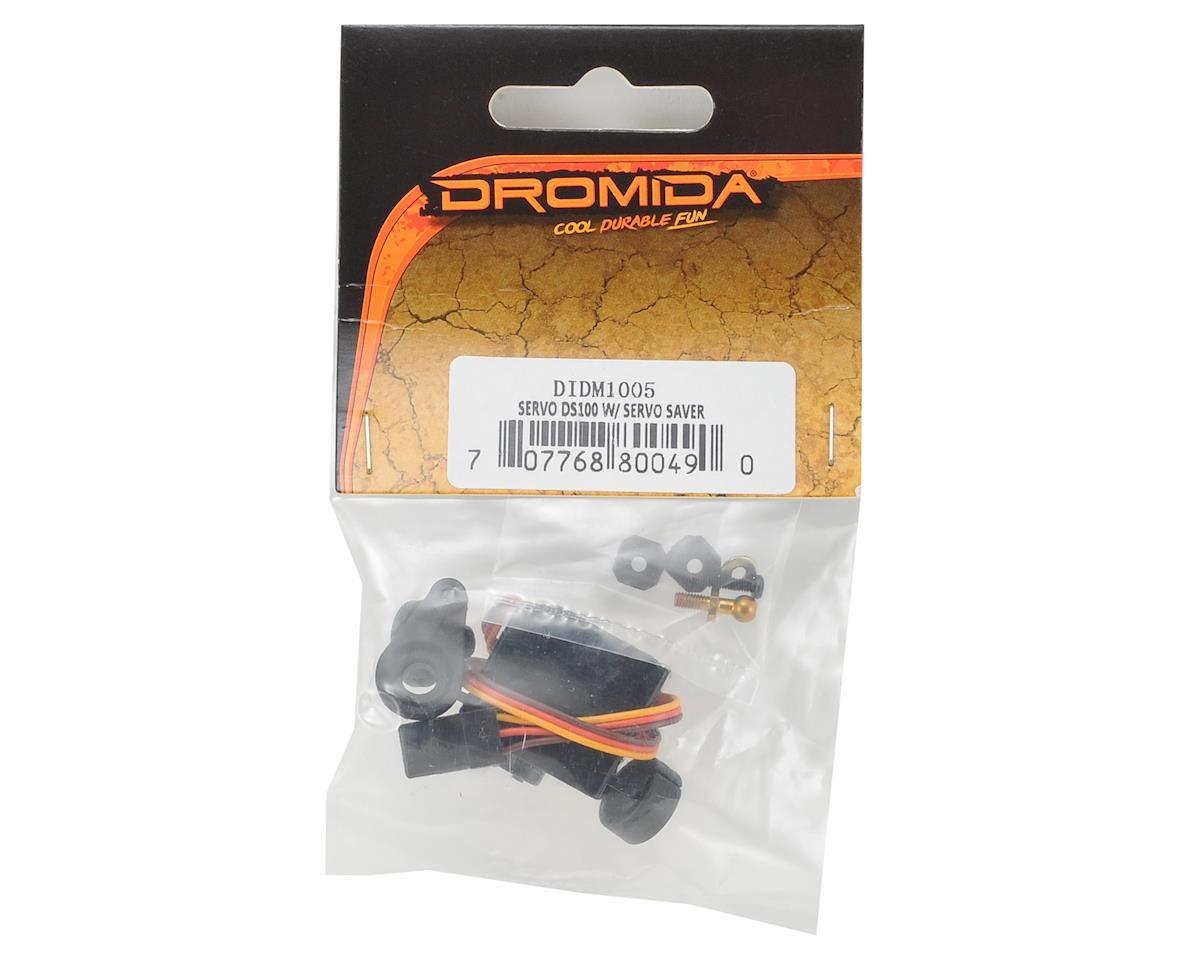 Dromida 1/18 Mini DS100 Servo w/Universal Servo Saver