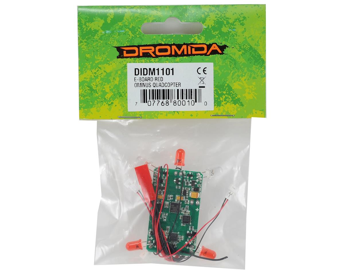 Dromida Ominus E-Board (Red)
