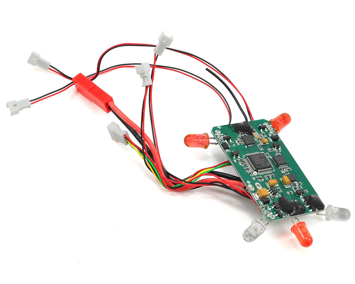Dromida Ominus FPV E-Board (Red)