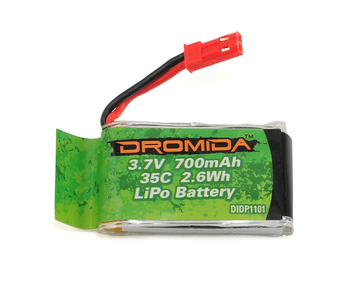 Ominus FPV 1S 35C LiPo Battery Pack (3.7V/700mAh)