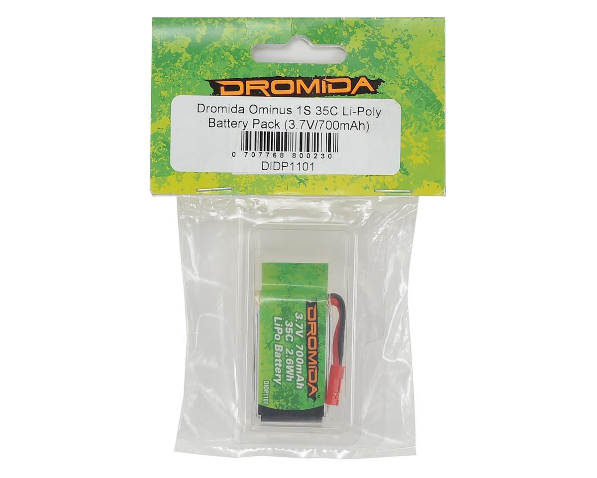 Dromida Ominus FPV 1S 35C LiPo Battery Pack (3.7V/700mAh)