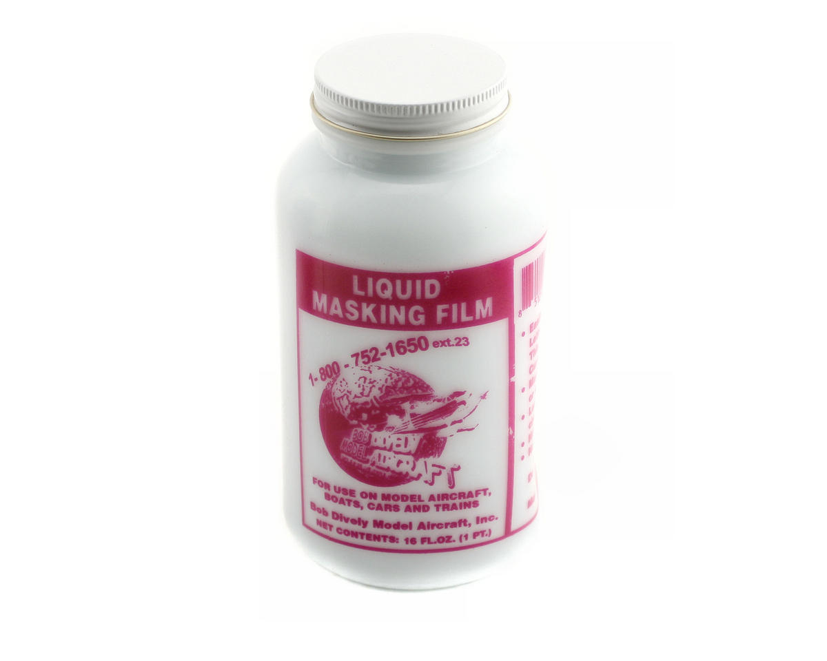 Liquid Masking Film (16 oz) by Bob Dively