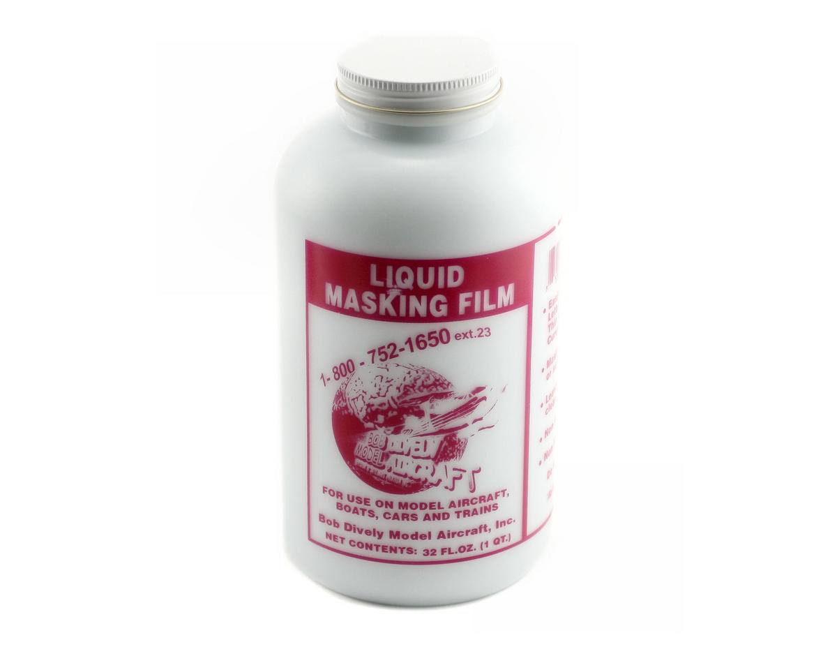 Liquid Masking Film (32 oz) by Bob Dively