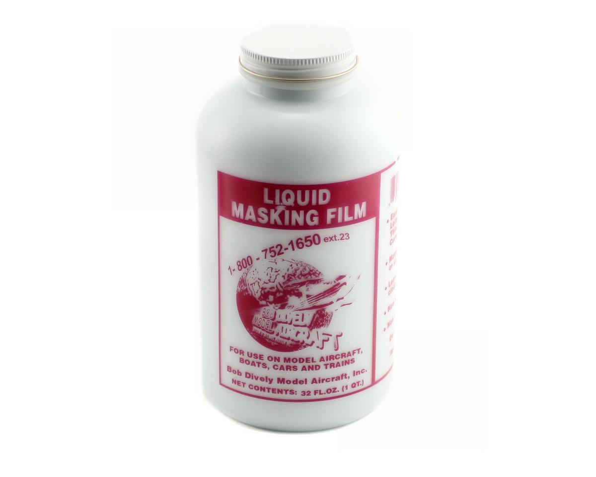 Liquid Masking Film (32 oz) by Bob Dively