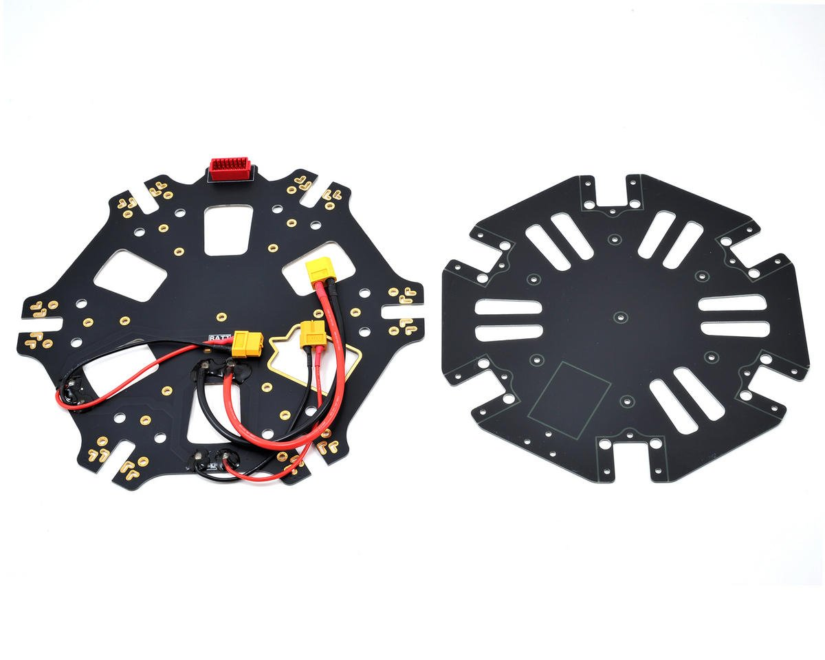 DJI Spreading Wings S800 Center Plate Set (Part 11)