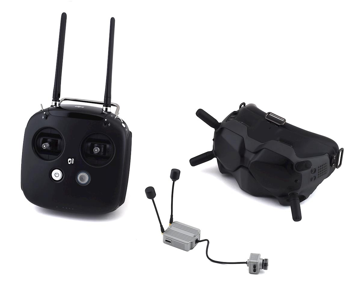 DJI Digital FPV Goggle System (Fly More Combo)