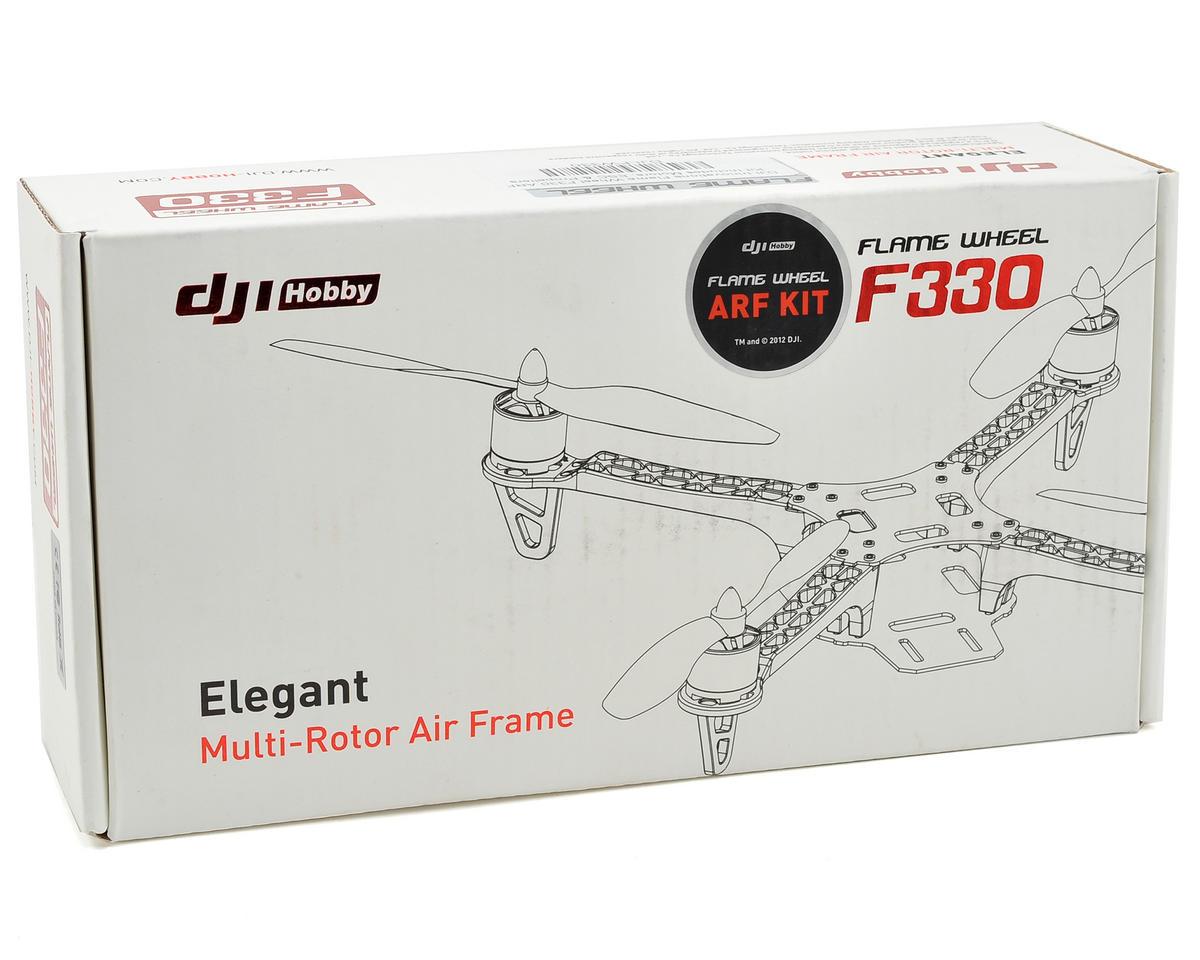 DJI Flame Wheel F330 ARF Quadcopter Kit w/Motors, ESC & Propellers