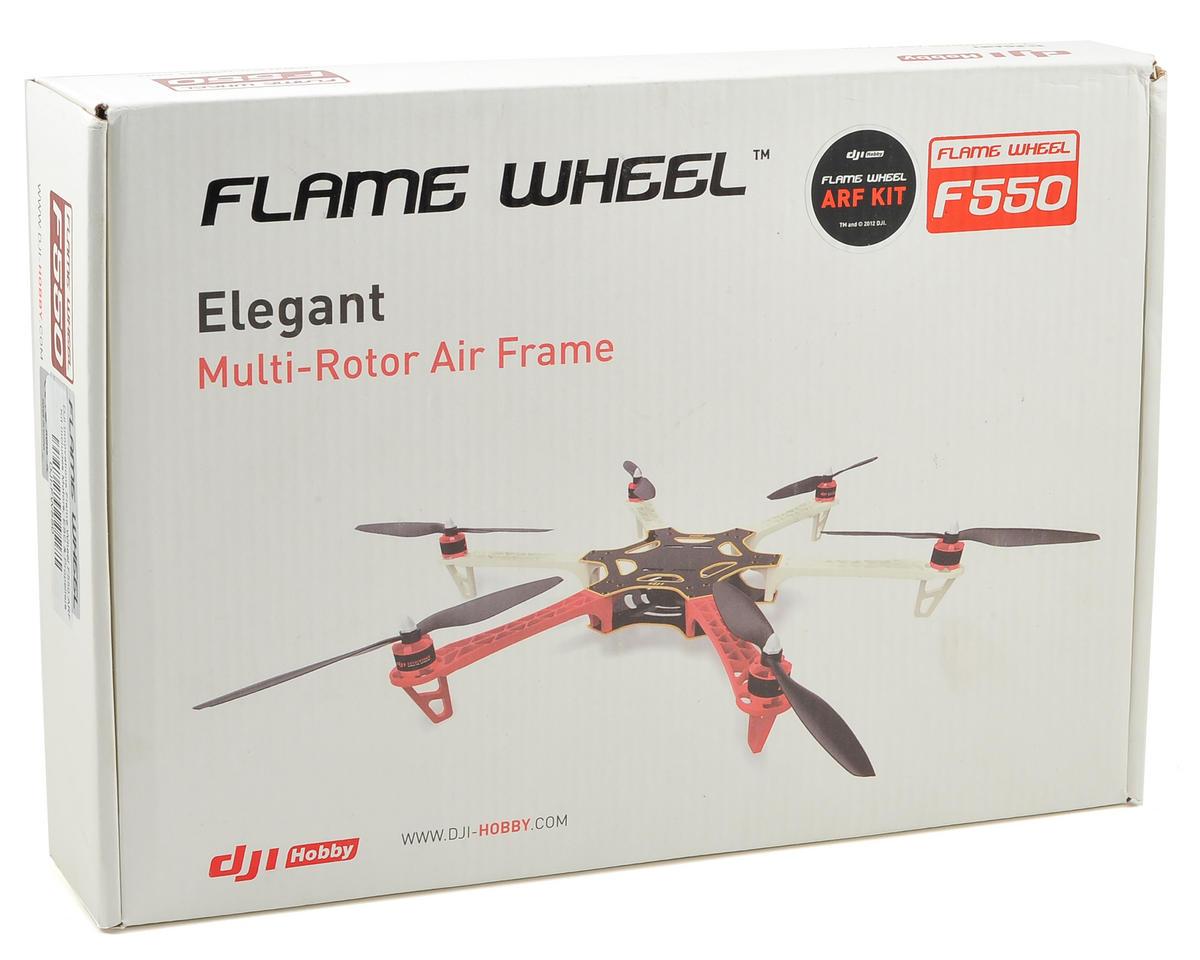DJI Flame Wheel F550 ARF Hexacopter Drone Kit w/E300 Motors, ESC &  Propellers