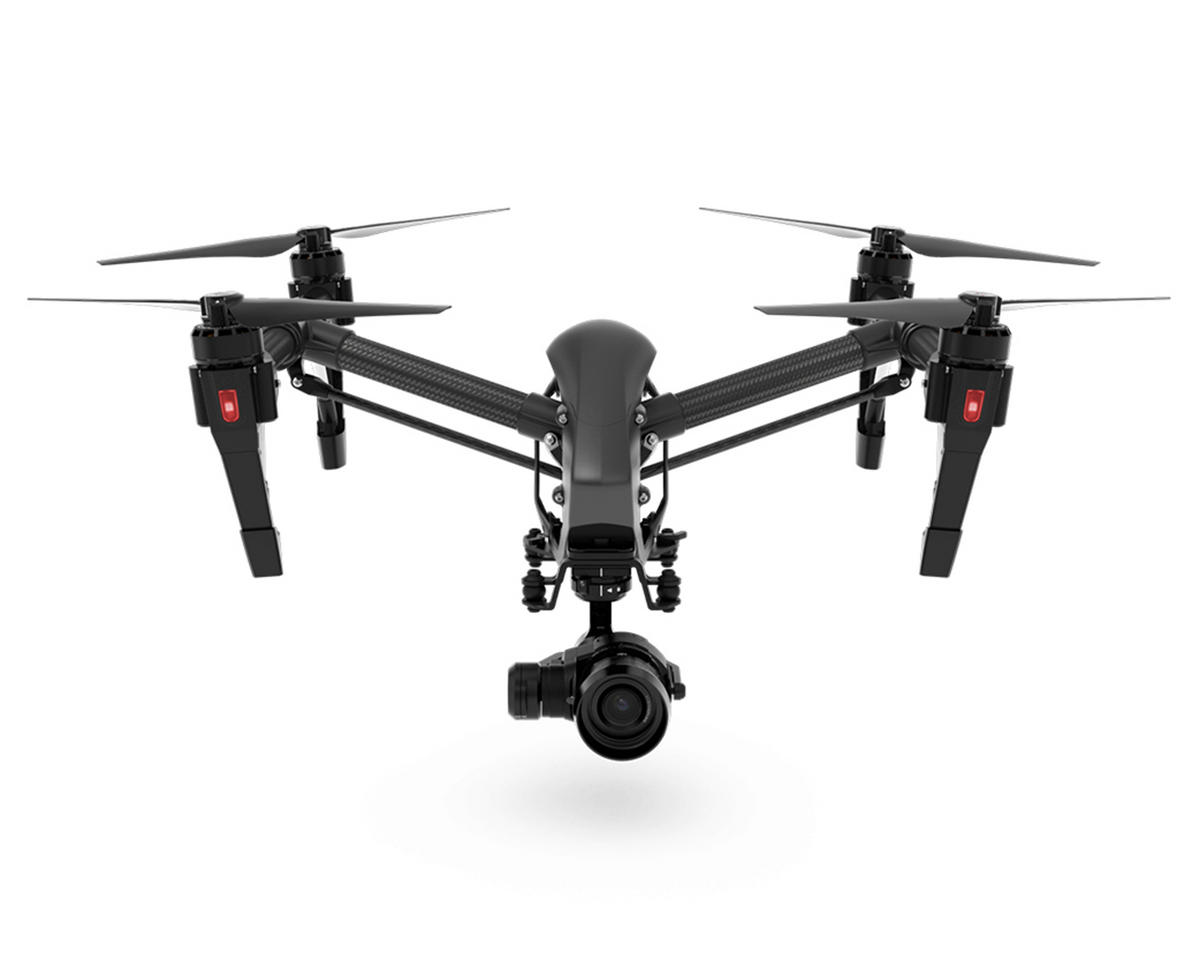 DJI Inspire 1 Pro Black Edition Quadcopter Drone