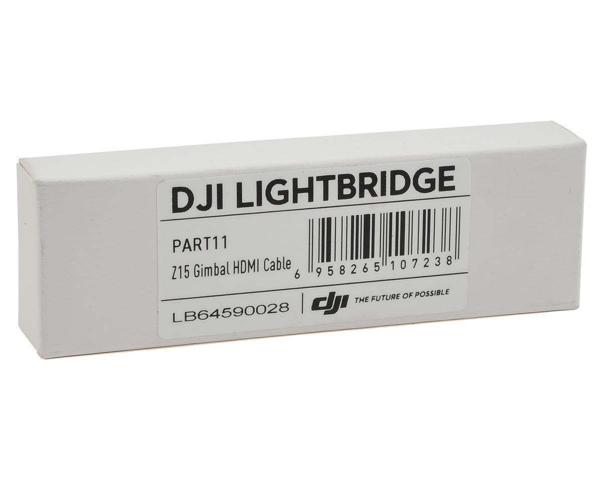 DJI Z15 Gimbal HDMI Cable (Part 11)