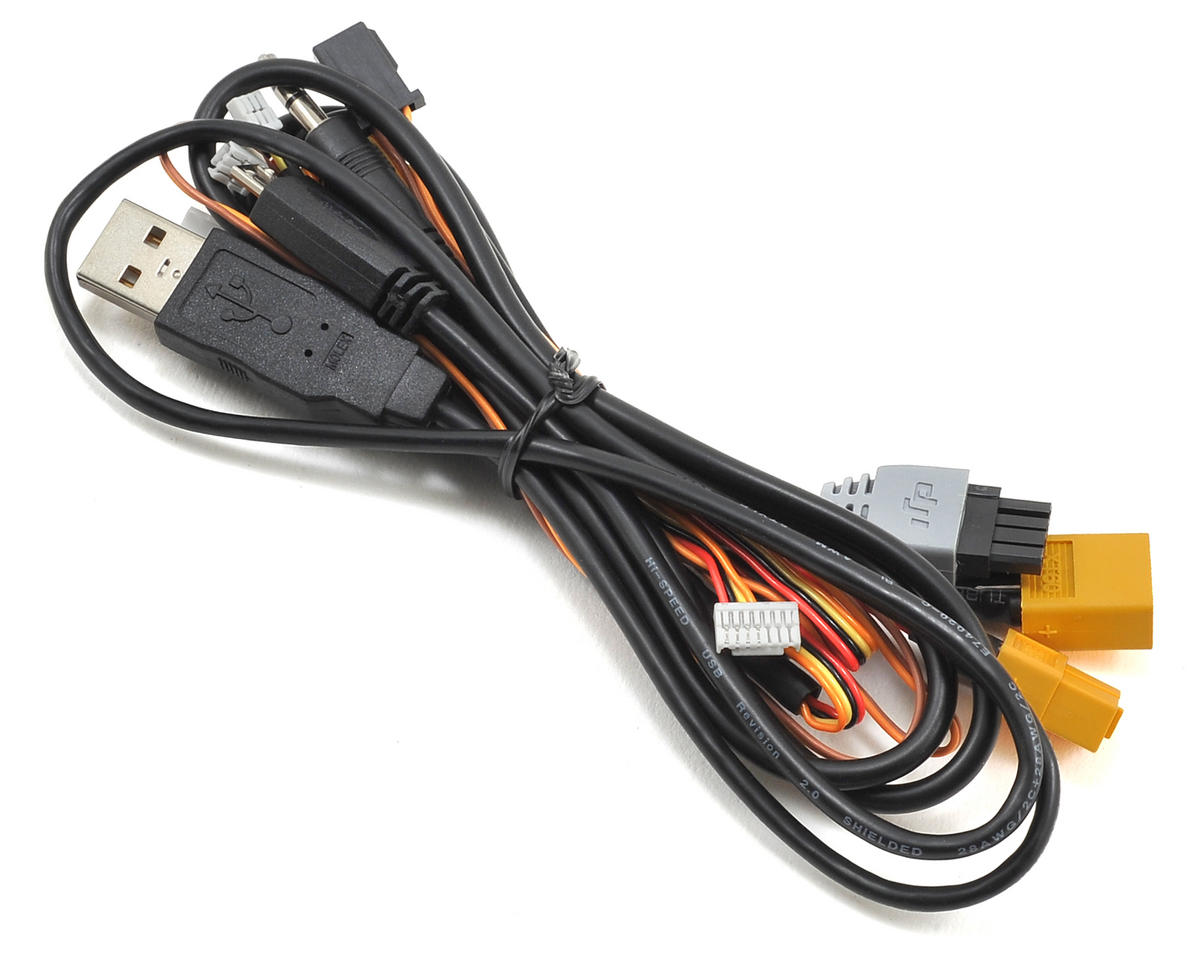DJI Lightbridge Accessory Pack (AV & CAN-Bus Power Cables) (Part 9)