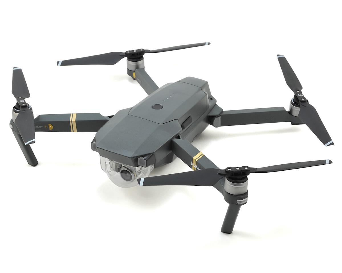 "DJI Mavic Pro Quadcopter Drone ""Fly More Combo"""