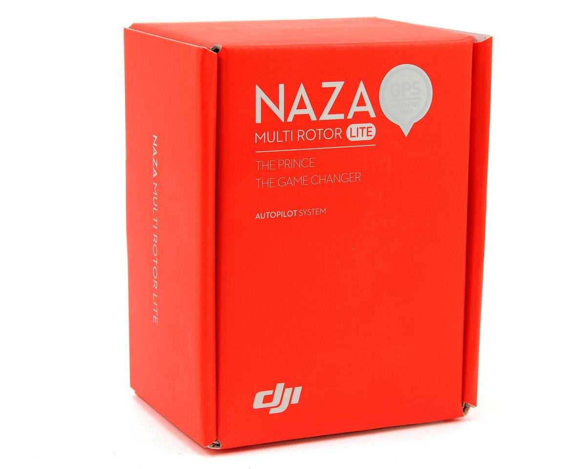 DJI Naza-M Lite Multi-Rotor Stabilization Controller w/GPS