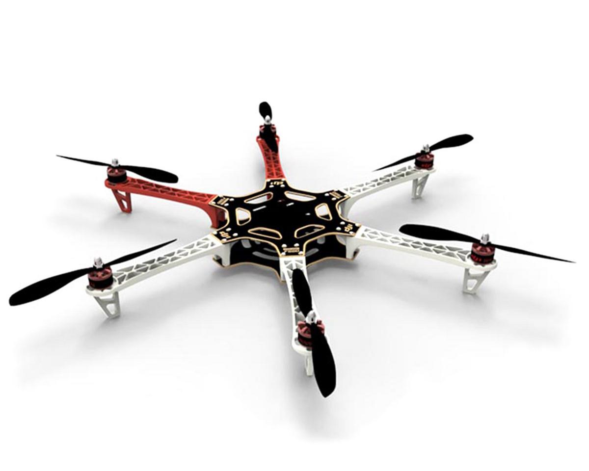 Flame Wheel F550 Hexacopter Drone Combo Kit