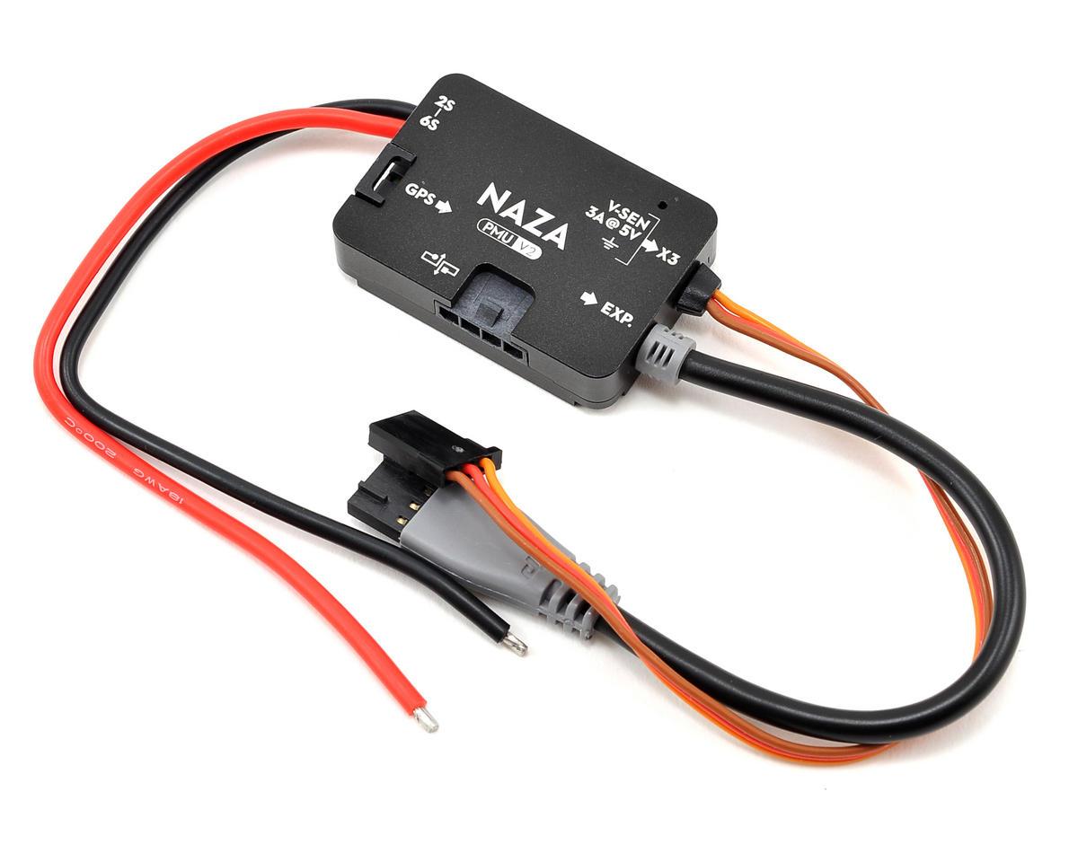DJI Naza-M V2 Multi-Rotor Stabilization Controller w/GPS, Bluetooth & iOSD