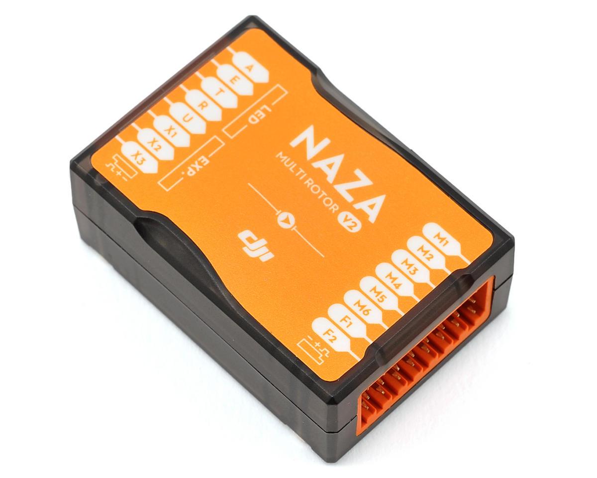 Naza-M V2 Multi-Rotor Stabilization Controller w/GPS