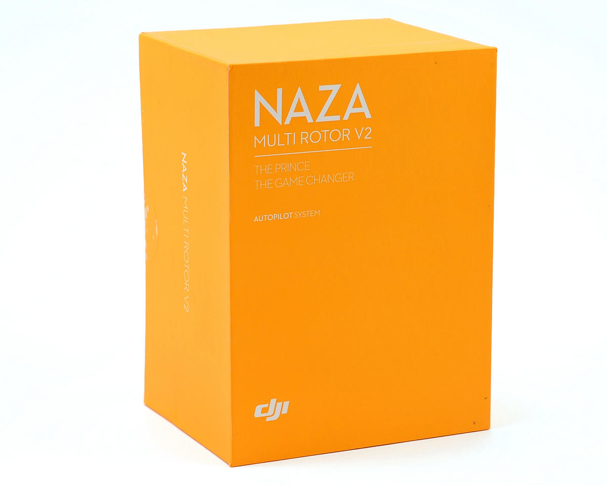 DJI Naza-M V2 Multi-Rotor Stabilization Controller w/GPS