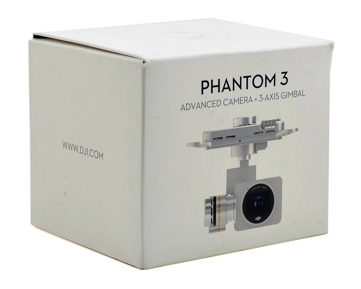 DJI Phantom 3 Advanced HD Camera/Gimbal Unit (Part 6)