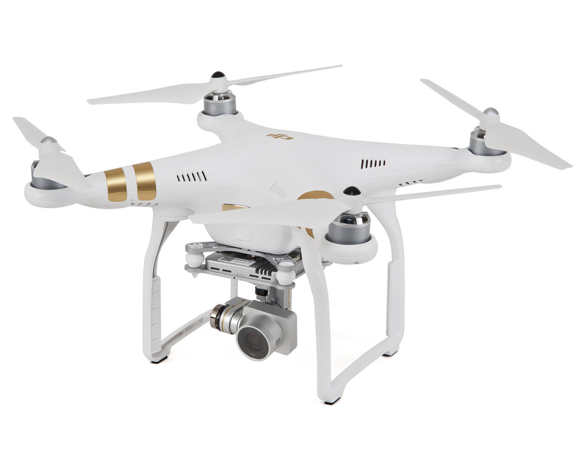 "DJI Phantom 3 ""Professional"" Quadcopter Drone w/4K Camera & 3 Axis Gimbal"