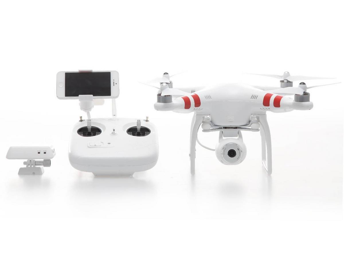 DJI Phantom 2 Vision Quadcopter w/HD Camera