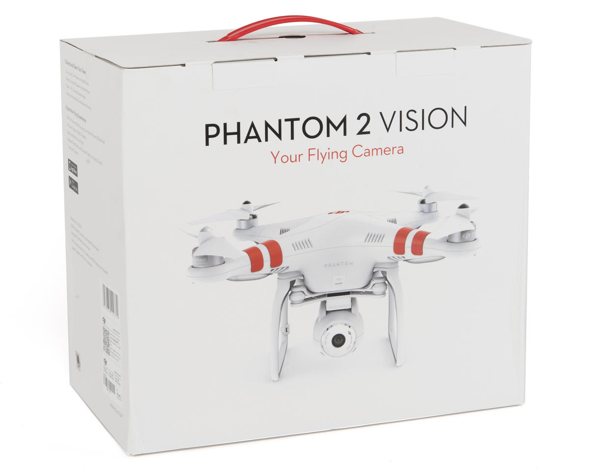 DJI Phantom 2 Vision Quadcopter w/HD Camera