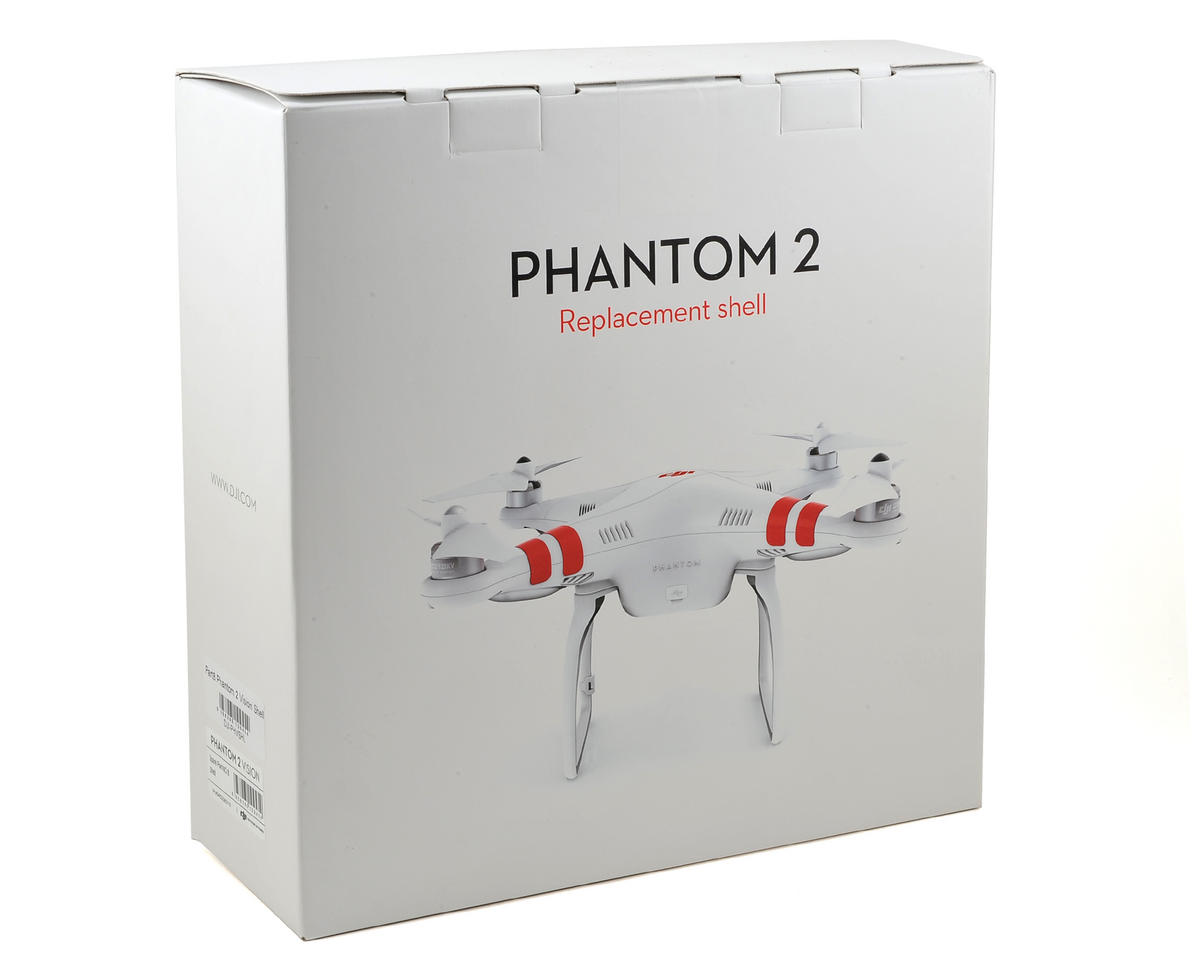DJI Phantom 2 Vision Shell (Part 8)