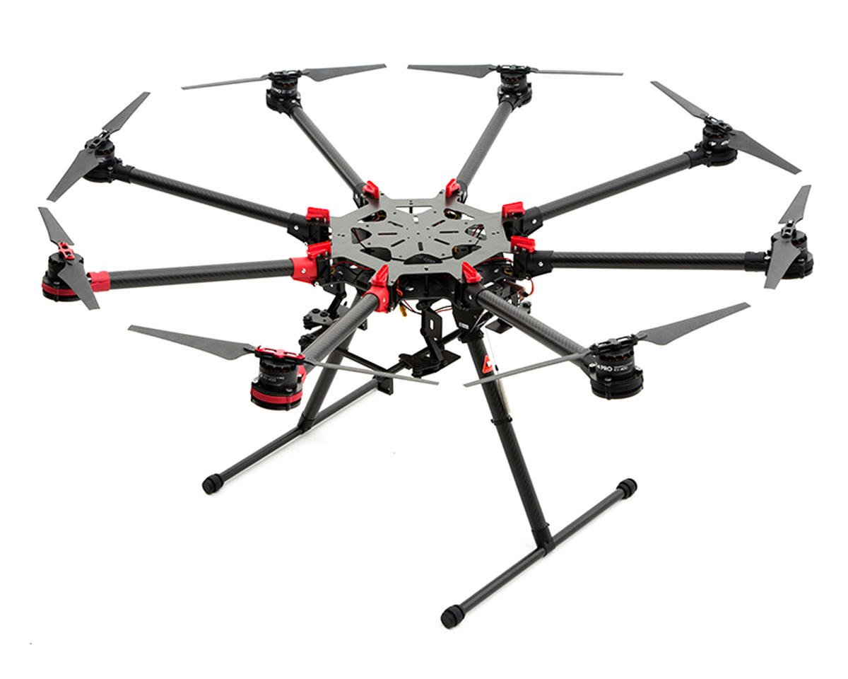 Spreading Wings S1000+ AP Octocopter Drone Kit