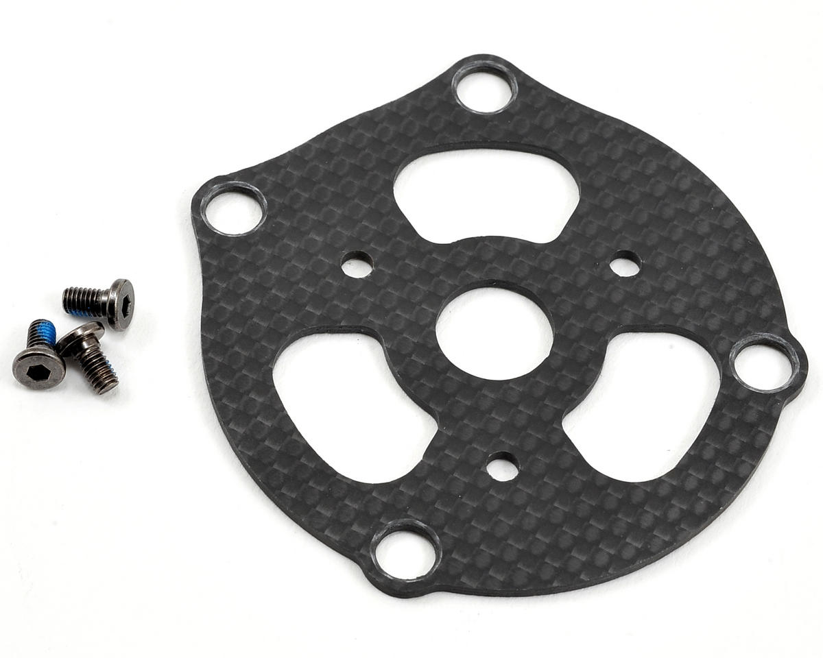 DJI Premium Motor Mount Carbon Board (Part 43)