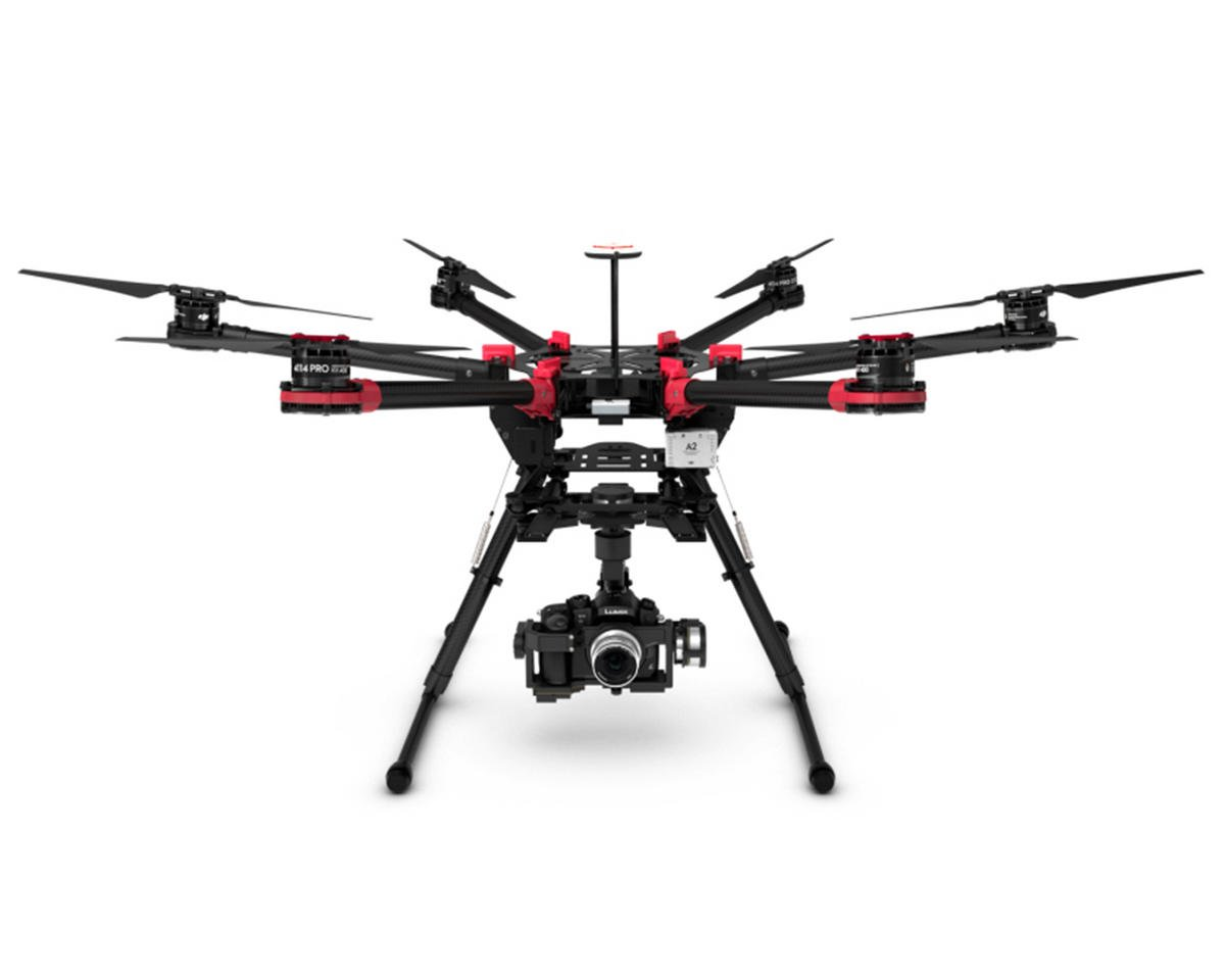 DJI S900 ARF Hexacopter Drone Kit w/Z15-N7 Gimbal & A2 Controller