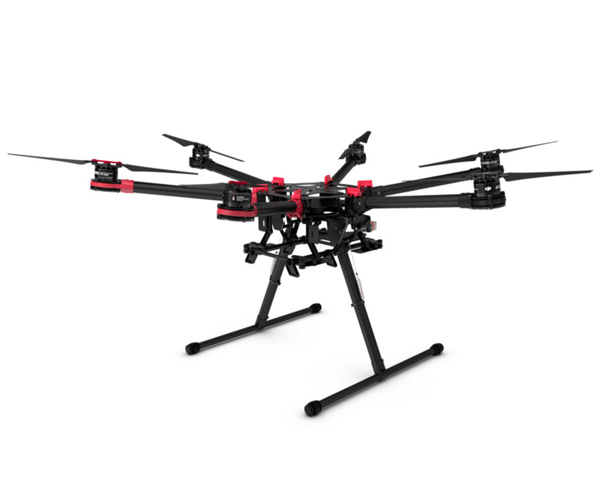 SCRATCH & DENT: DJI S900 ARF Hexacopter Drone Kit