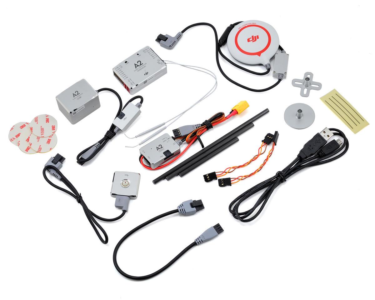 DJI S900 ARF Hexacopter Drone Kit w/Z15-GH4 Gimbal & A2 Controller