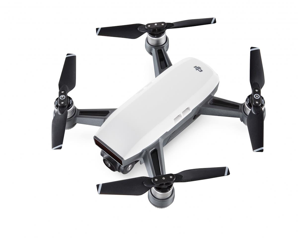 "DJI Spark Quadcopter Drone ""Fly More Combo"" (Alpine White)"