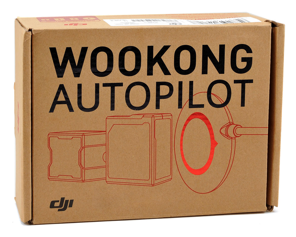 DJI Wookong WK-H Helicopter Auto Pilot System w/Compass & GPS Module