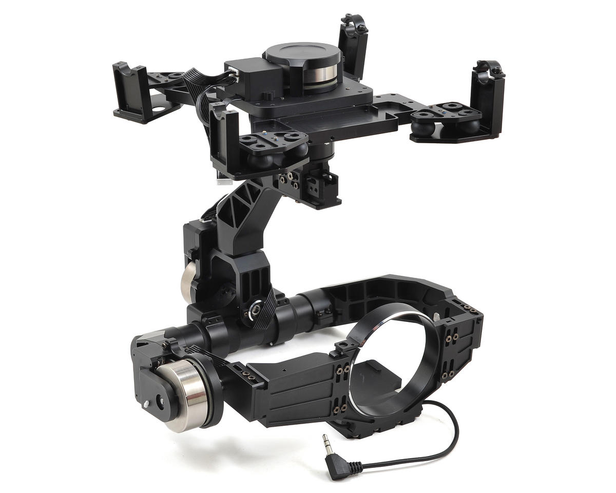 DJI Zenmuse Z15-5D Camera Gimbal System (Canon 5D Mark II)