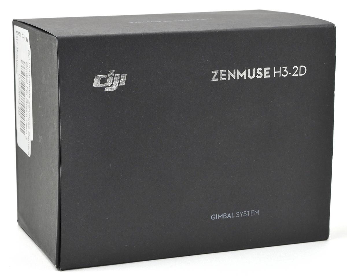 DJI Zenmuse H3-2D Camera Gimbal System (GoPro Hero 3)