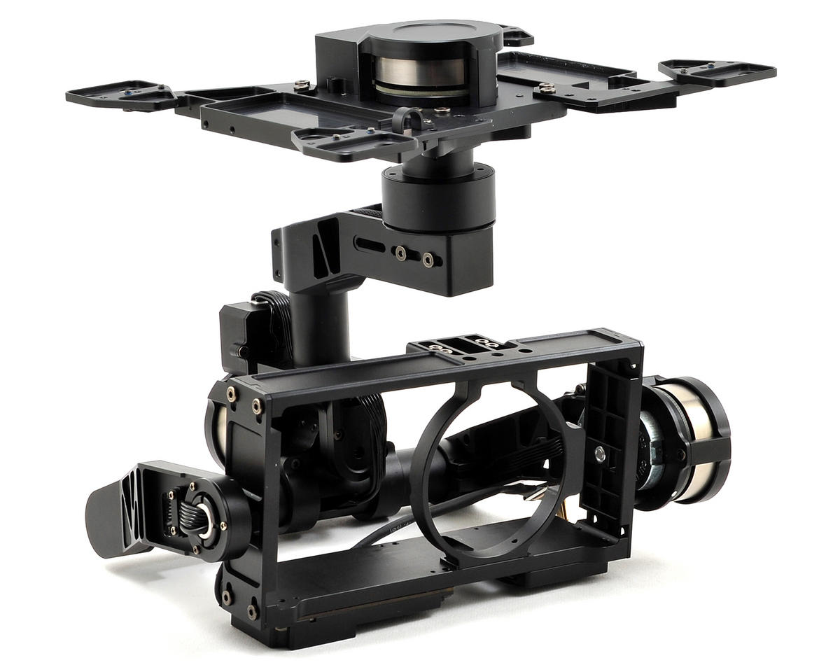 DJI Spreading Wings S800 Zenmuse Z15-BMPCC Camera Gimbal System (Black Magic)