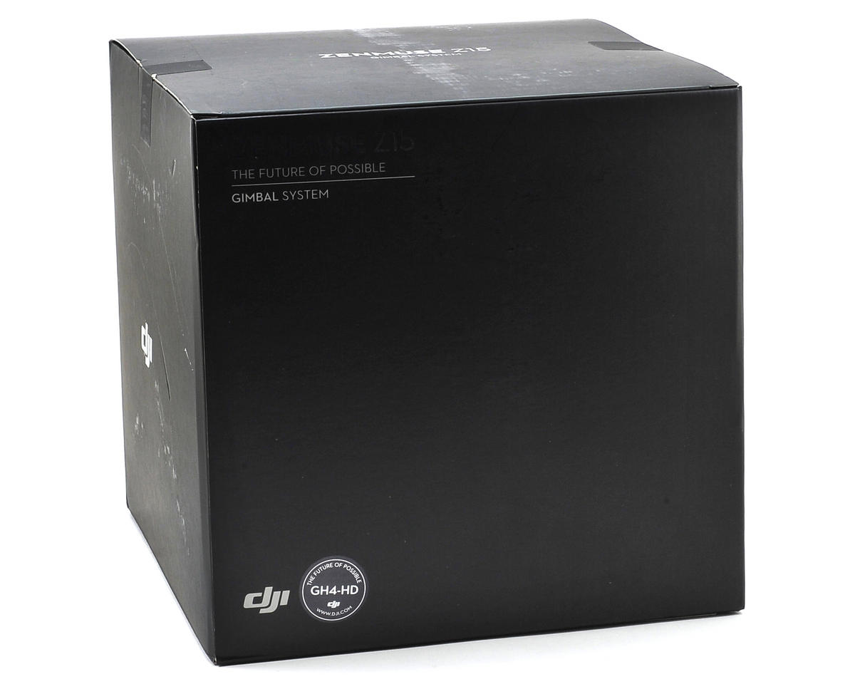 DJI Zenmuse Z15-GH4 HD Camera Gimbal System (Panasonic GH3/GH4)