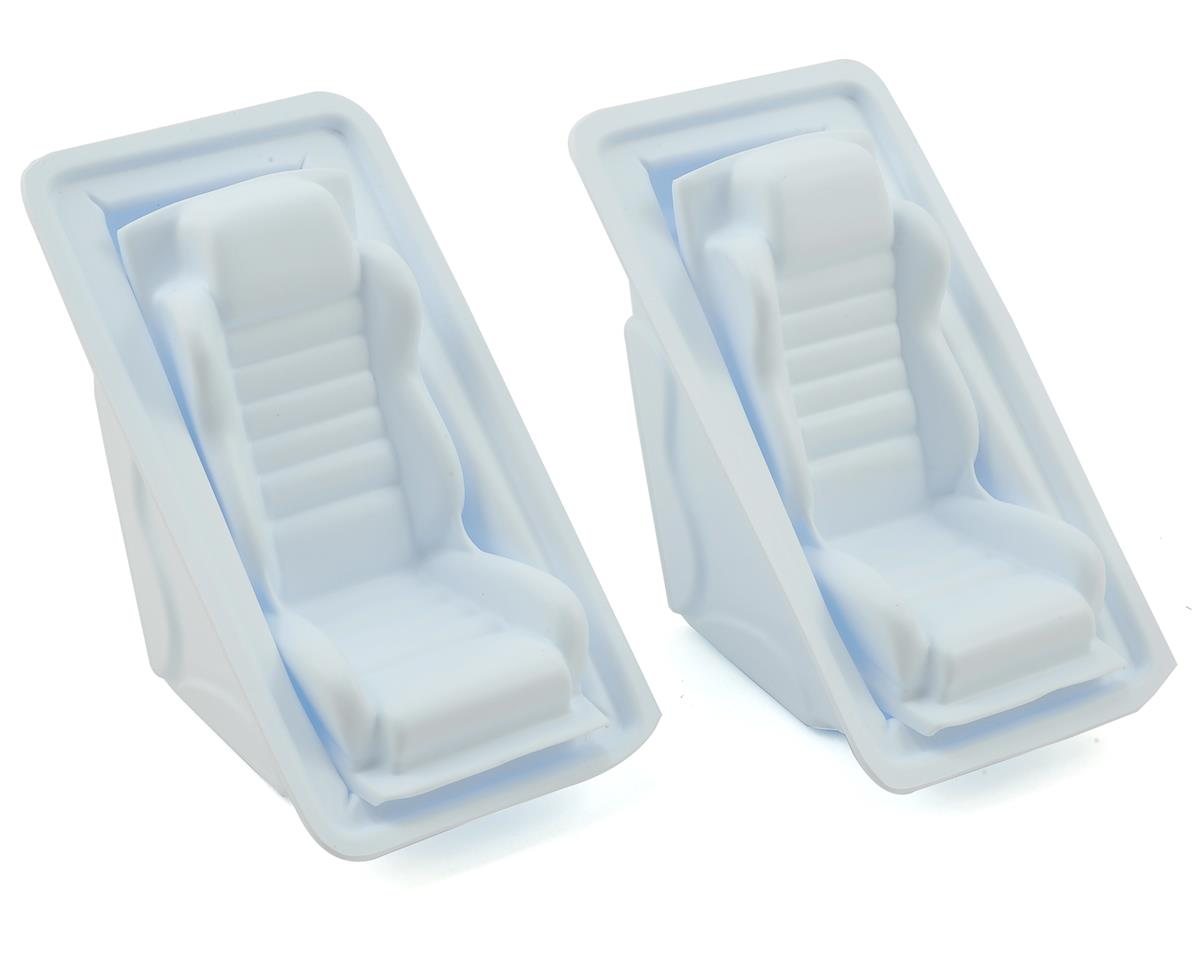 Dinky RC Cheap Seats (White)