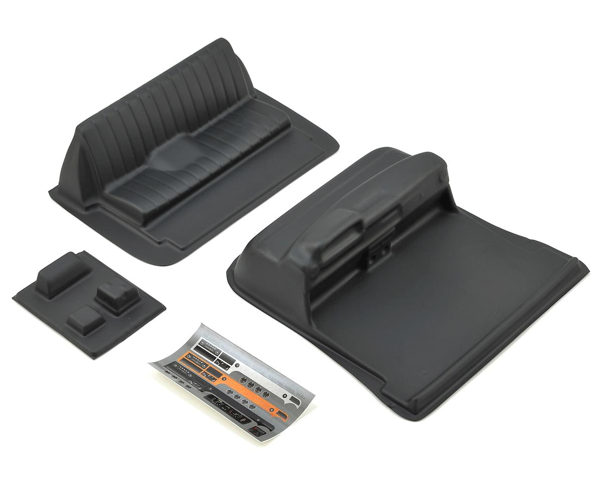 "Dinky RC ""Classic"" Yota V1 Interior w/Decals (Black)"