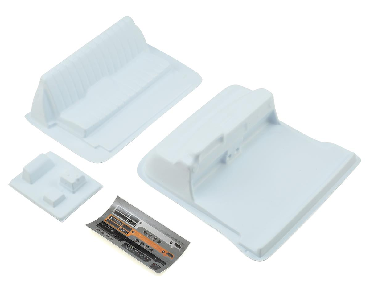 "Dinky RC ""Classic"" Yota V1 Interior w/Decals (White)"