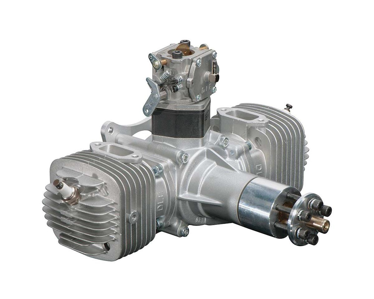 DLE Engines DLE-120cc Twin Gas Engine w/EI